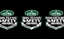 2020 winners for the Don Flynn Safety award and Manufacturing Safety award